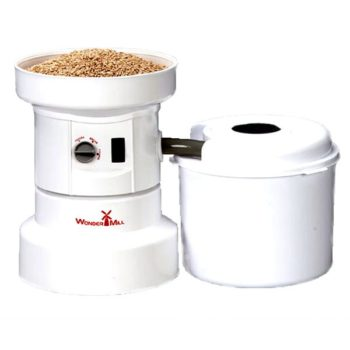 Wonder Mill Electric Grain Mill with 1kg Free Milling