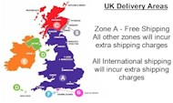 shipping zone