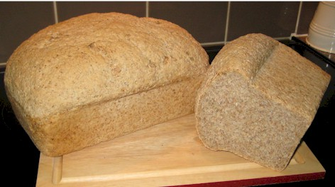 Lancashire Grown And Stone Milled On Farm Whole Grain