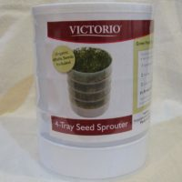Victorio Four bowl Kitchen Crop Sprouter