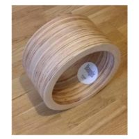 Natural Wood Yoga Exercise Wheel