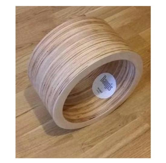natural wood yoga exercise wheel for supporting back bend poses. Black Bedroom Furniture Sets. Home Design Ideas